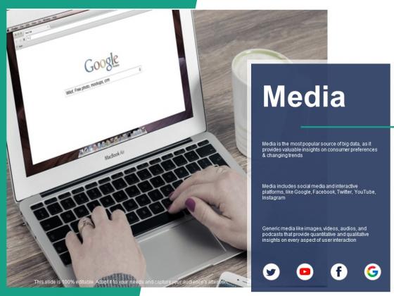 Media Ppt PowerPoint Presentation Ideas Display