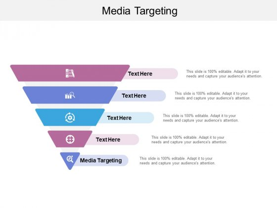 Media Targeting Ppt PowerPoint Presentation Inspiration Slide Cpb