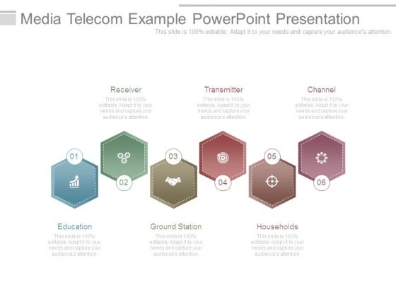 Media Telecom Example Powerpoint Presentation