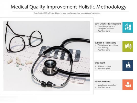 Medical Quality Improvement Holistic Methodology Ppt PowerPoint Presentation File Example File PDF