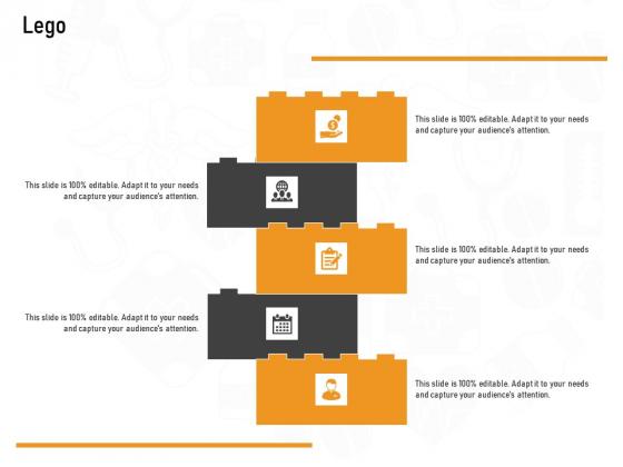 Medicine Promotion Lego Ppt PowerPoint Presentation Styles Themes PDF