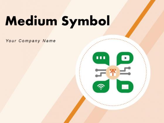 Medium Symbol Information Communication Ppt PowerPoint Presentation Complete Deck