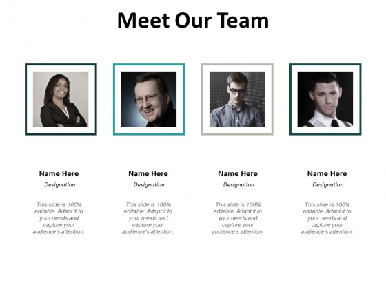 Meet Our Team And Communication Ppt PowerPoint Presentation Slides Gallery