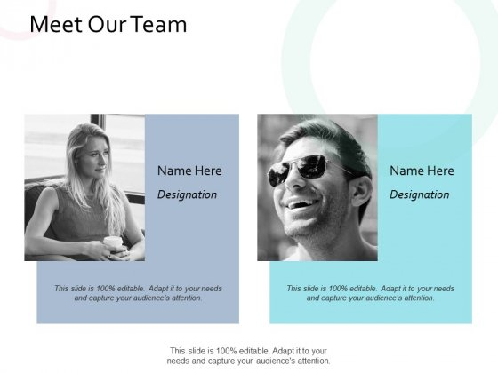 Meet Our Team Communication Ppt PowerPoint Presentation Styles Model