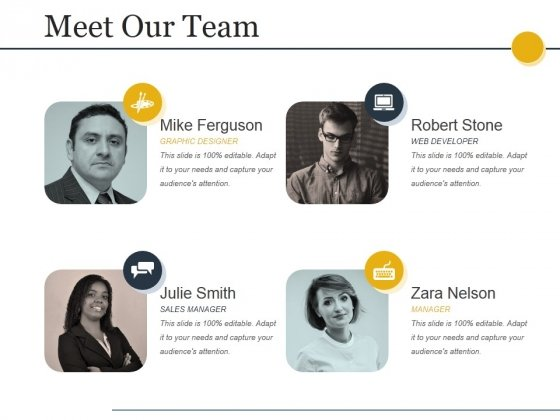 Meet our team ppt powerpoint presentation file brochure powerpoint meet our team ppt powerpoint presentation file brochure powerpoint templates toneelgroepblik Image collections