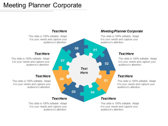 Meeting_Planner_Corporate_Ppt_PowerPoint_Presentation_Show_Deck_Cpb_Slide_1