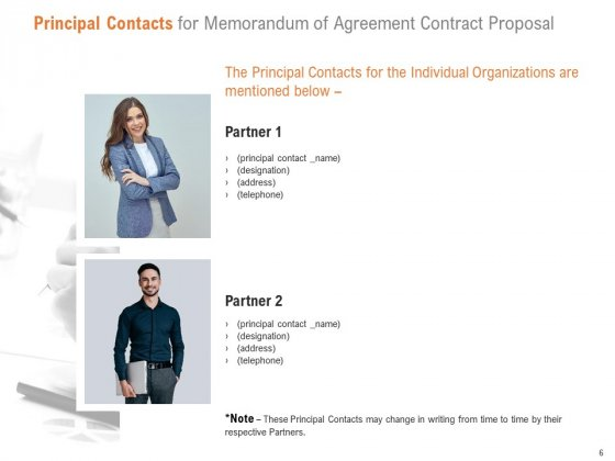 Memorandum_Of_Agreement_Contract_Proposal_Ppt_PowerPoint_Presentation_Complete_Deck_With_Slides_Slide_6