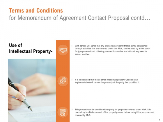 Memorandum_Of_Agreement_Contract_Proposal_Ppt_PowerPoint_Presentation_Complete_Deck_With_Slides_Slide_7