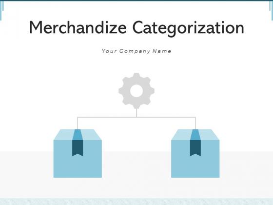 Merchandize Categorization Optimization Goal Ppt PowerPoint Presentation Complete Deck