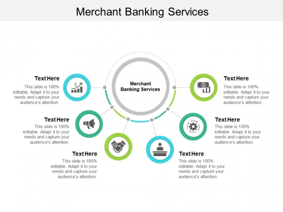 Merchant Banking Services Ppt PowerPoint Presentation Gallery Samples Cpb