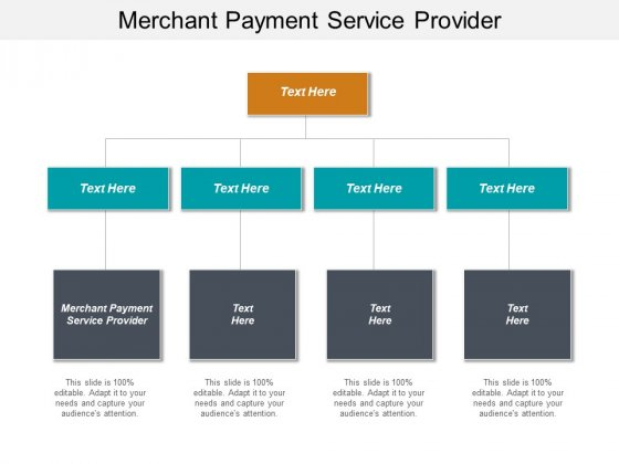 Merchant Payment Service Provider Ppt PowerPoint Presentation Summary Infographic Template Cpb