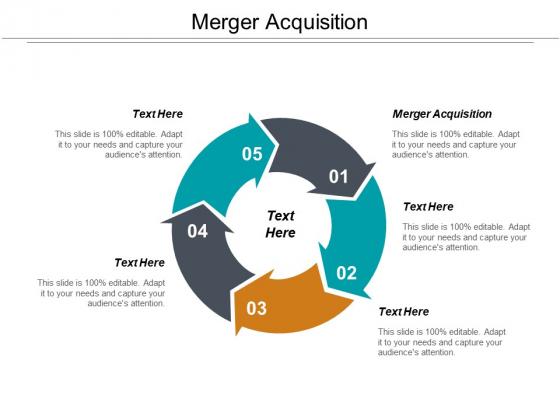 Merger Acquisition Ppt PowerPoint Presentation Icon Portrait Cpb