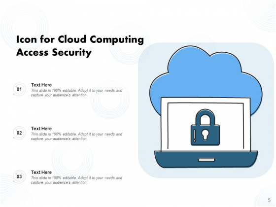 Mesh_Computing_Safety_Icon_Cloud_Computing_Cloud_Security_Ppt_PowerPoint_Presentation_Complete_Deck_Slide_5