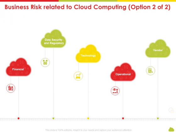 Mesh Computing Technology Hybrid Private Public Iaas Paas Saas Workplan Business Risk Related To Cloud Computing Vendor Designs PDF
