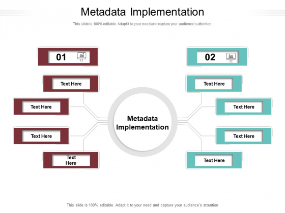 Metadata Implementation Ppt PowerPoint Presentation Layouts Templates Cpb Pdf