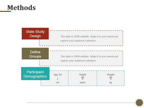 Methods Template 1 Ppt PowerPoint Presentation File Professional