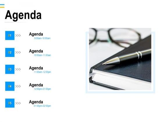 Mezzanine_Debt_Financing_Pitch_Deck_Agenda_Rules_PDF_Slide_1