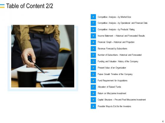 Mezzanine_Debt_Financing_Pitch_Deck_Ppt_PowerPoint_Presentation_Complete_Deck_With_Slides_Slide_4