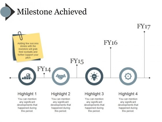 Milestone Achieved Ppt PowerPoint Presentation Infographic Template Smartart