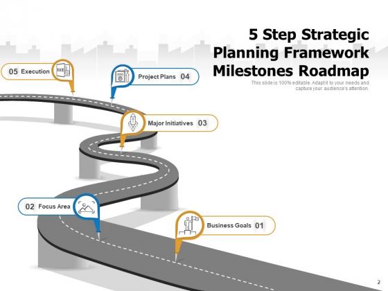 Milestone_Charting_Roadmap_Business_Goals_Ppt_PowerPoint_Presentation_Complete_Deck_Slide_2