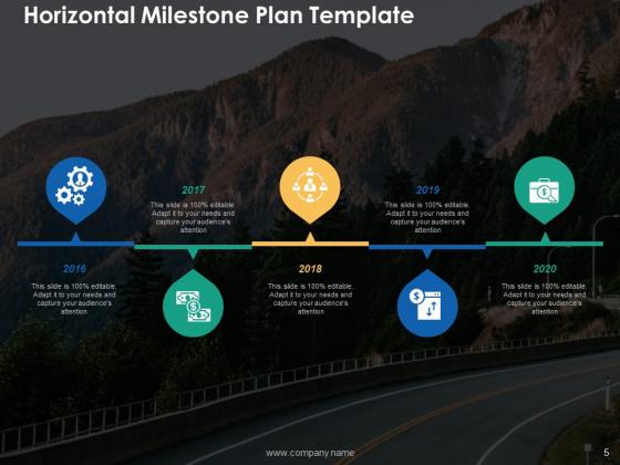 Milestone_Plan_Ppt_PowerPoint_Presentation_Complete_Deck_With_Slides_Slide_5