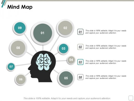 Mind Map Knowledge Ppt Powerpoint Presentation Icon Example