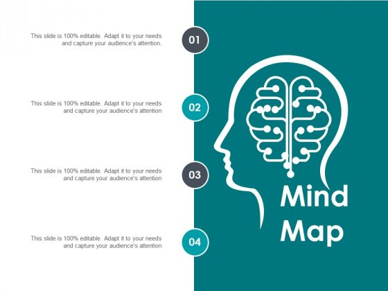 Mind Map Knowledge Ppt PowerPoint Presentation Icon Infographics