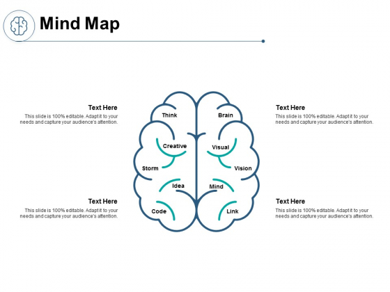 Mind Map Knowledge Ppt PowerPoint Presentation Slides Background Designs