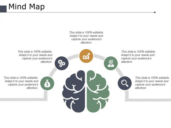Mind Map Knowledge Ppt PowerPoint Presentation Visual Aids Summary