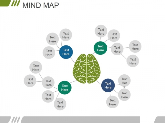 Mind Map Ppt PowerPoint Presentation Infographic Template Brochure