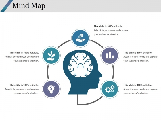Mind Map Ppt PowerPoint Presentation Infographic Template Example Topics