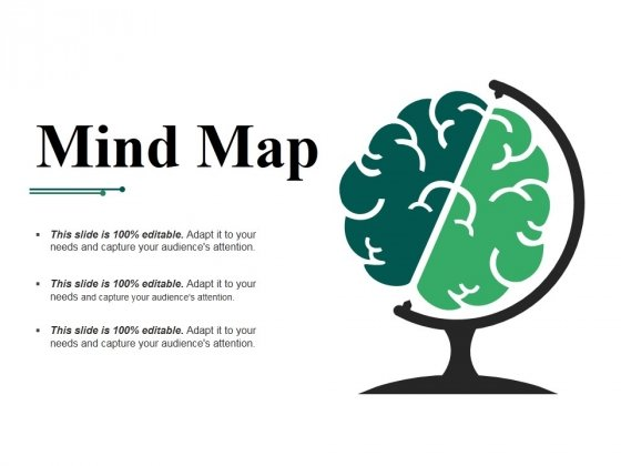 Mind Map Ppt PowerPoint Presentation Inspiration Gridlines
