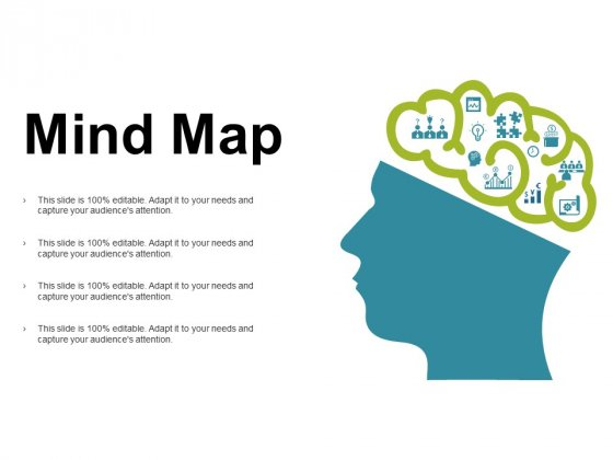 Mind Map Ppt PowerPoint Presentation Layouts Grid