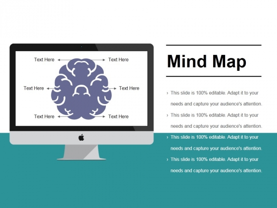 Mind Map Ppt PowerPoint Presentation Professional Visual Aids