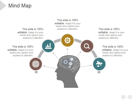 Mind Map Ppt PowerPoint Presentation Slide