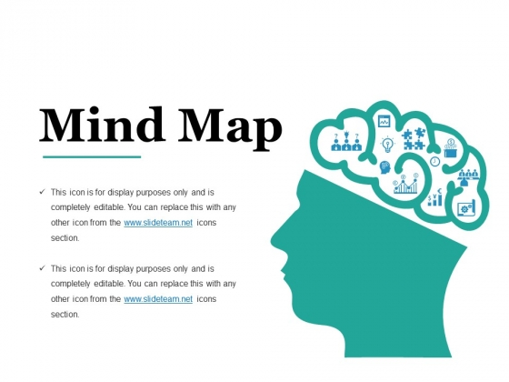 Mind Map Ppt PowerPoint Presentation Visual Aids Deck