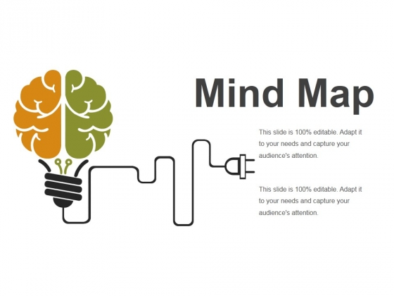 Mind Map Template 1 Ppt PowerPoint Presentation Infographic Template Smartart