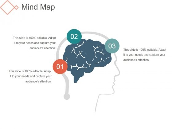 Mind Map Template 1 Ppt PowerPoint Presentation Portfolio Design Inspiration