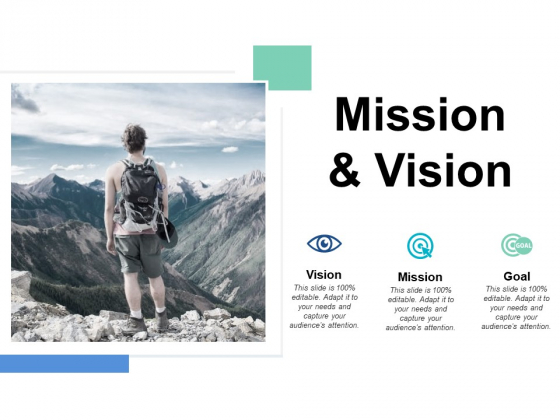Mission And Vision Ppt PowerPoint Presentation Icon