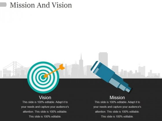Mission And Vision Ppt PowerPoint Presentation Portfolio Professional