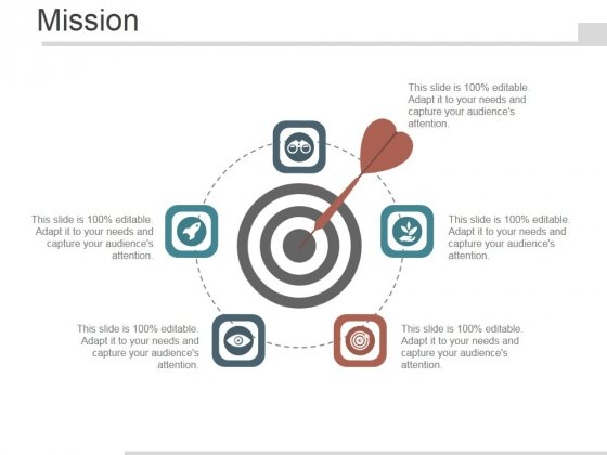 Mission Ppt PowerPoint Presentation Template