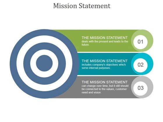 Mission Statement Ppt PowerPoint Presentation Ideas