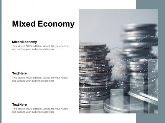 Mixed Economy Ppt PowerPoint Presentation Visual Aids Summary Cpb Pdf