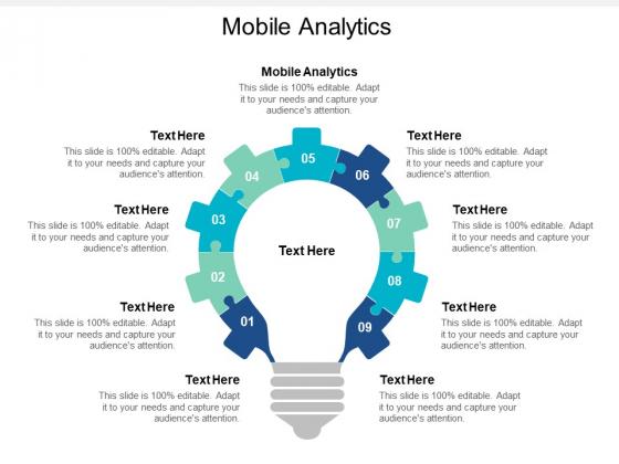 Mobile Analytics Ppt PowerPoint Presentation Portfolio Example Topics Cpb