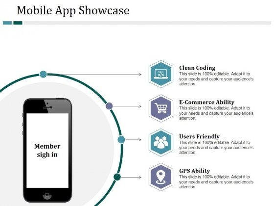Mobile App Showcase Ppt PowerPoint Presentation Inspiration Summary