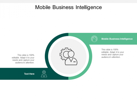 Mobile Business Intelligence Ppt PowerPoint Presentation Gallery Graphics Tutorials Cpb
