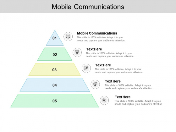 Mobile Communications Ppt PowerPoint Presentation Summary Demonstration Cpb