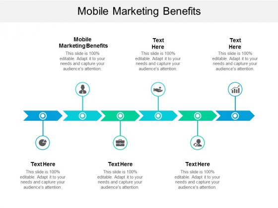 Mobile Marketing Benefits Ppt PowerPoint Presentation Pictures Elements Cpb