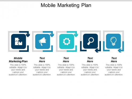 Mobile Marketing Plan Ppt Powerpoint Presentation Topics Cpb