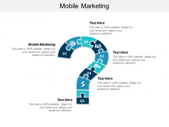 Mobile Marketing Ppt PowerPoint Presentation Styles Clipart Images Cpb